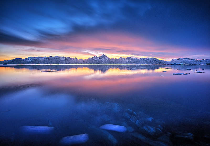 Semilik-Fjord